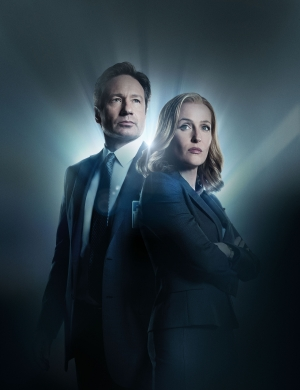 The X Files new key art is so spooky and sassy