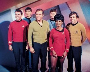 Star Trek TV series in the works for CBS