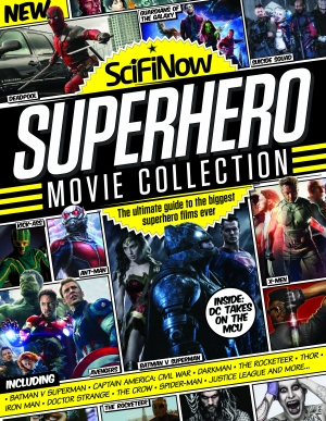 Superhero Movie Collection: New Edition Out Now!