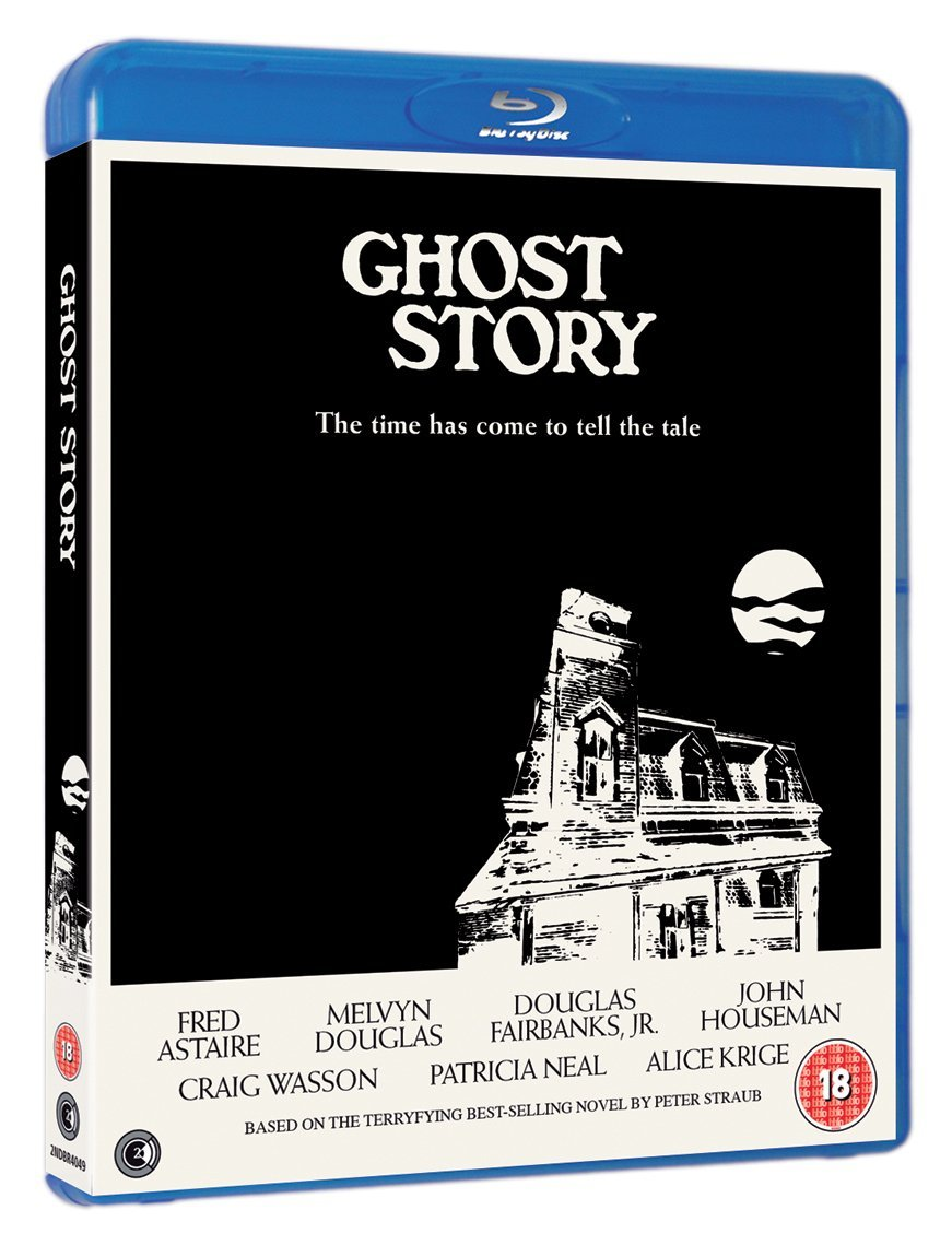 Ghost Story Blu-ray review: bumped off in the night