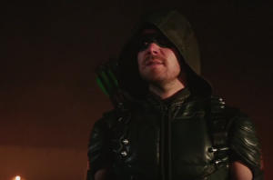 Arrow Season 4 trailer has Oliver out for blood