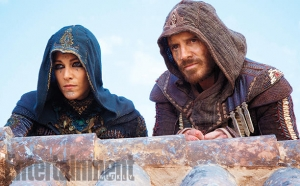 Assassin's Creed: new pic shows Fassbender in character