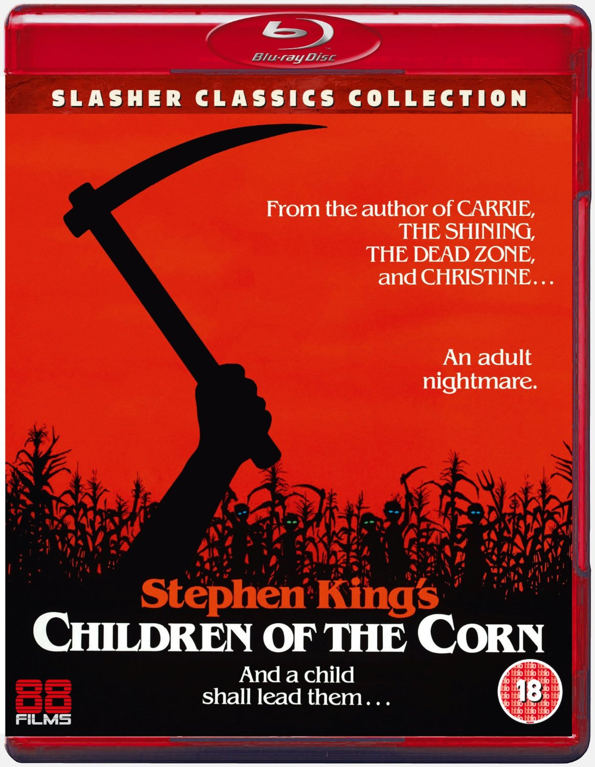 Children Of The Corn Blu-ray review: dare you go back?