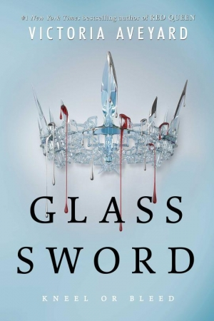 Glass Sword by Victoria Aveyard book review