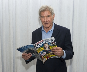 Star Wars The Force Awakens cast hang with SciFiNow & share saga memories