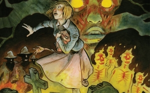 Harrow County TV series coming from Syfy