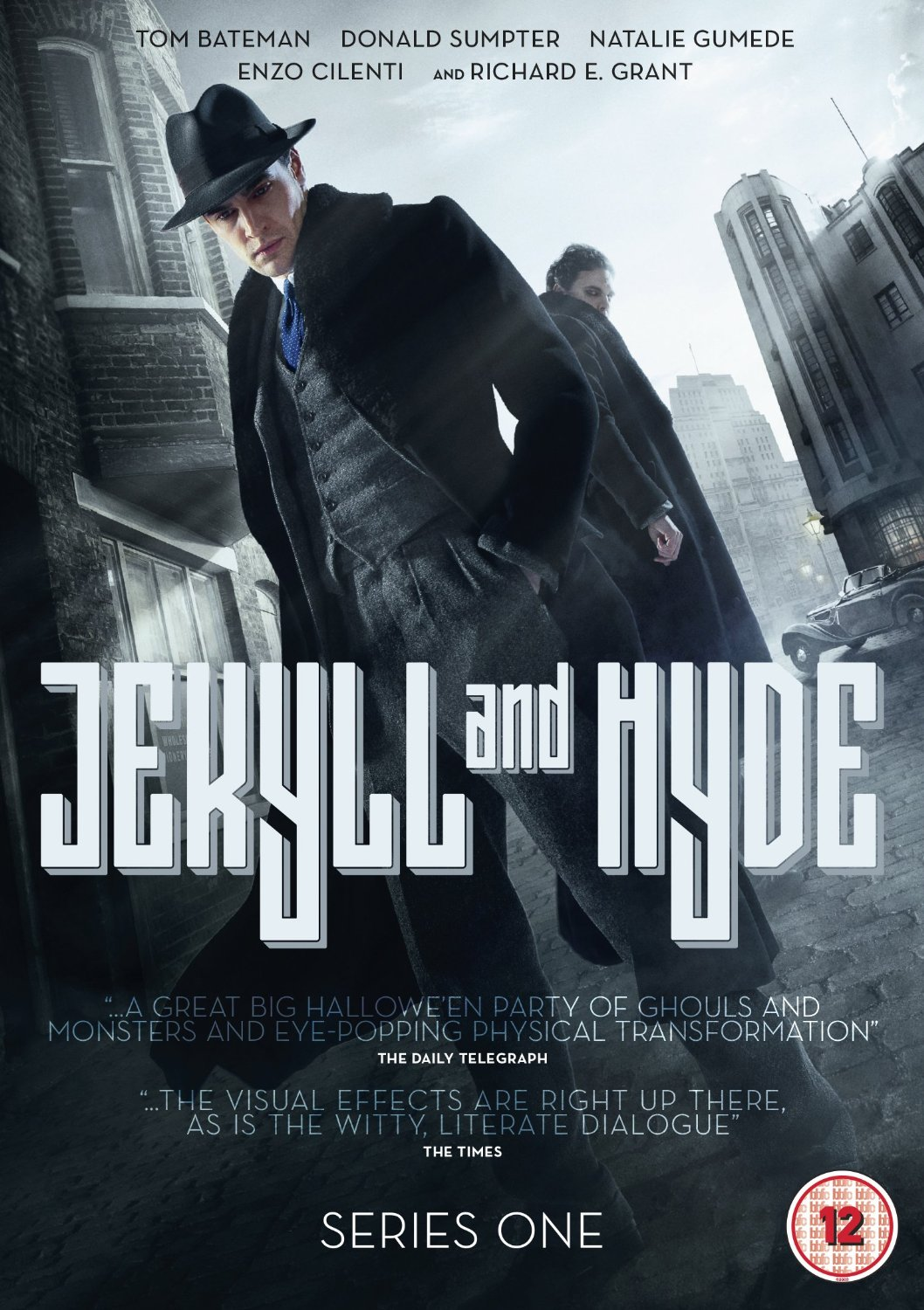 Jekyll And Hyde Series 1 DVD Review