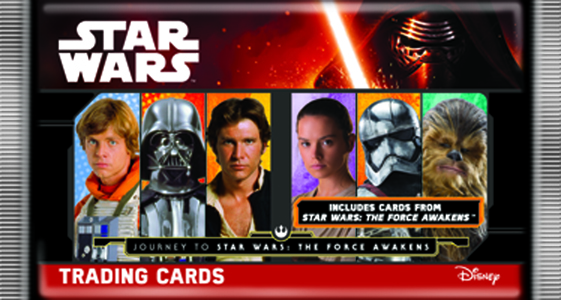 Journey to Star Wars the Force Awakens - packet