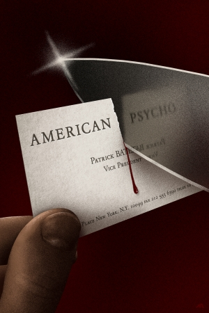 Poster Posse X SciFiNow: Adam Rabalais takes on American Psycho