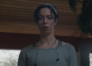 The Gift competition and clip scares Rebecca Hall
