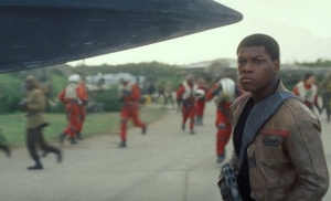 "Star Wars 7: ""Finn is frigging cool!"""