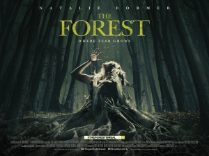 The Forest new poster and trailer: Natalie Dormer is looking for her sister