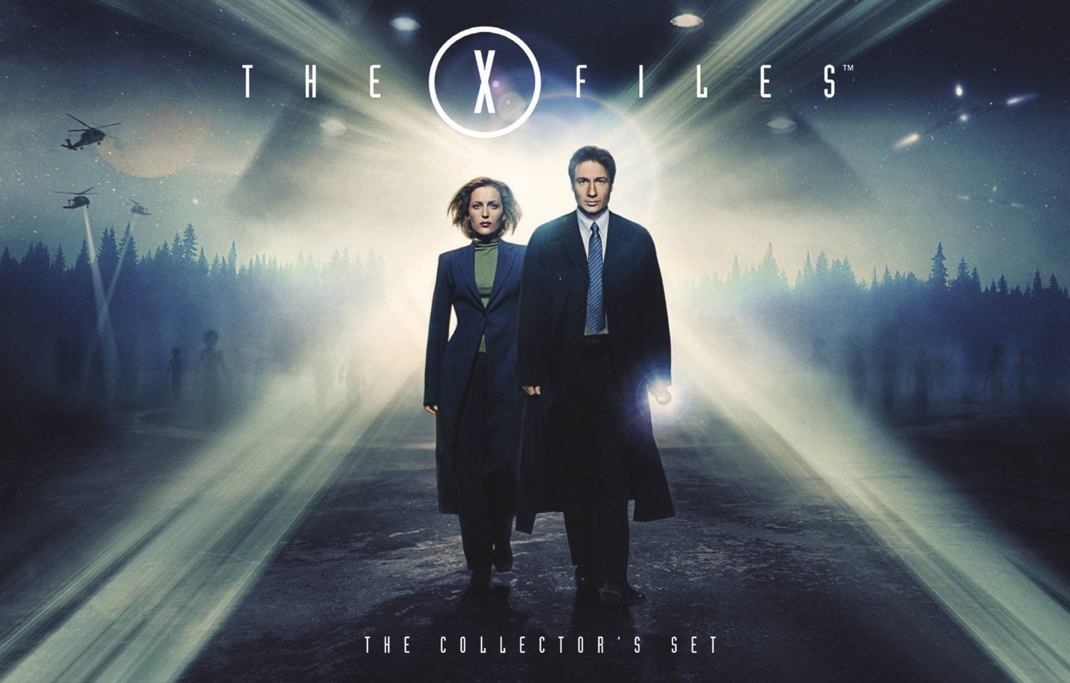 X Files: Complete Seasons 1-9 Blu-ray review