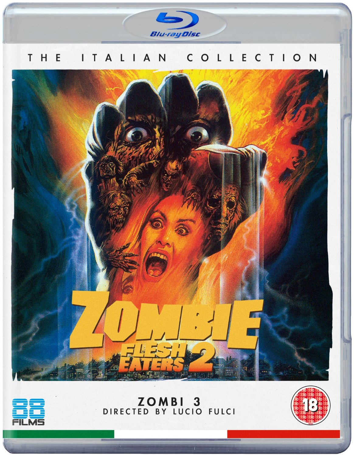Zombie Flesh Eaters 2 Blu-ray review: Fulci's finest?