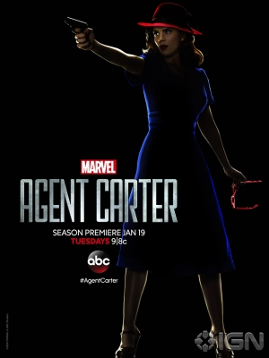 Marvel's Agent Carter Season 2 new poster is armed and fabulous