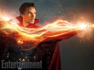 Doctor Strange new pics look supreme