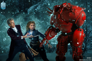 Doctor Who Christmas Special title, picture and synopsis revealed