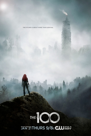 The 100 Season 3 new poster is about more than survival