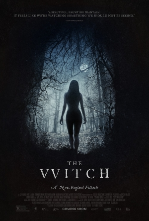 The Witch new poster horror comes out of the woods