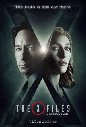 The X-Files new poster knows the truth is still out there