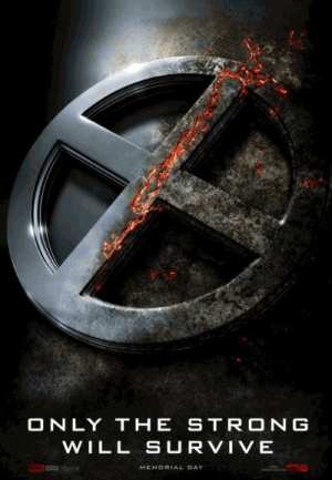 X-Men: Apocalypse new poster is survival of the strongest