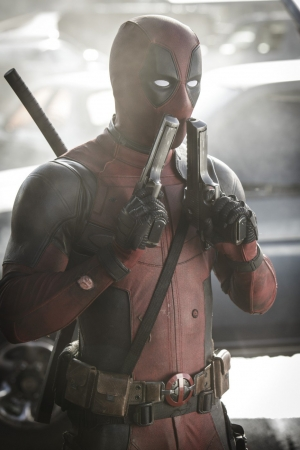 Deadpool new stills have tickets to the gun show