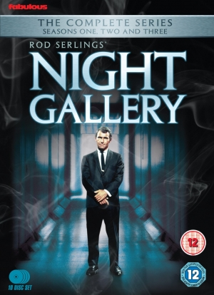 Win Night Gallery: The Complete Series DVD with our competition!