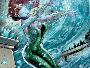 Has the Aquaman movie cast its Mera?