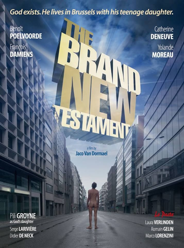 Brand New Testament film review: a blasphemous blast