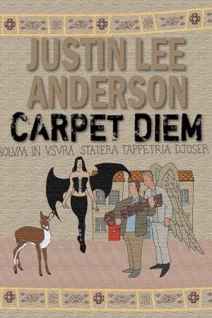 Carpet Diem by Justin Lee Anderson book review
