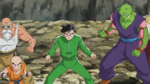 Dragon Ball Z Resurrection F 2