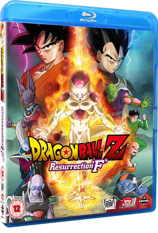 Dragon Ball Z Resurrection F Blu-ray review