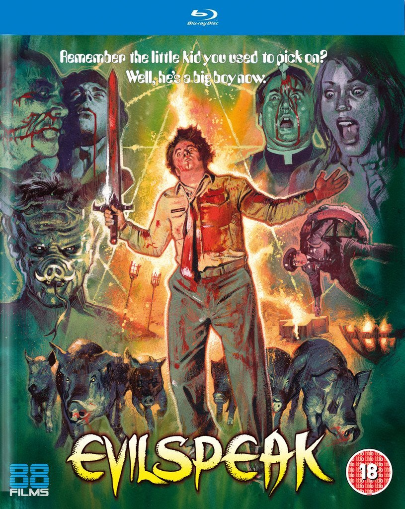 Evilspeak Blu-ray review: is this video nasty?