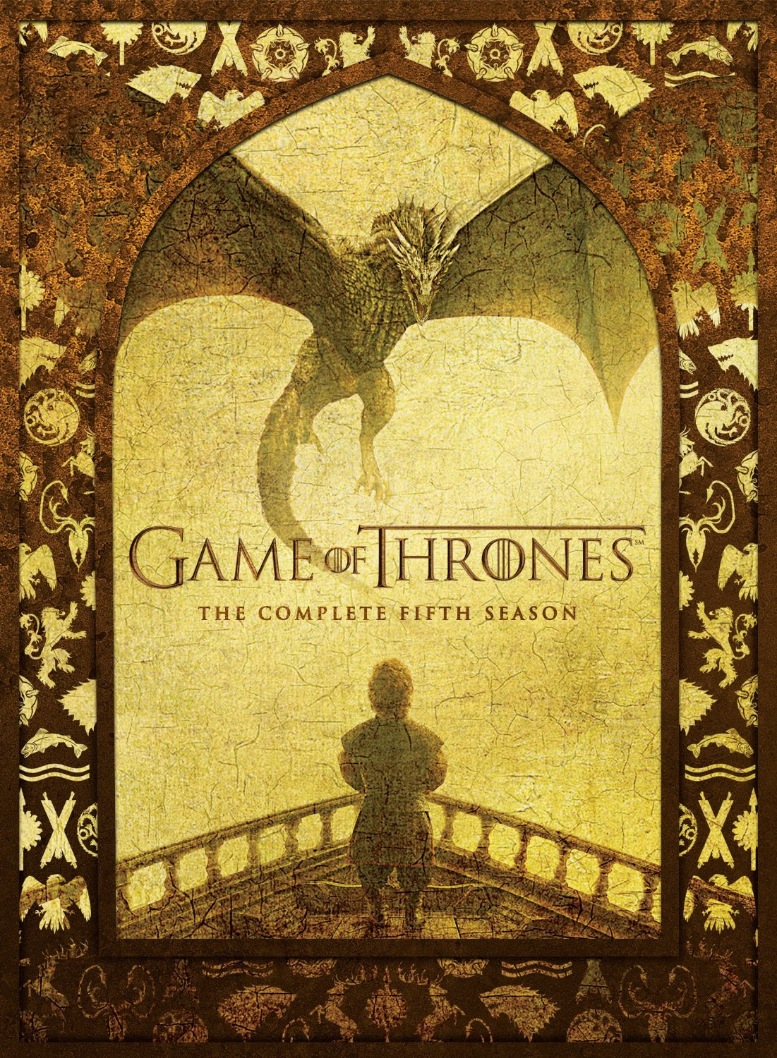 Game Of Thrones Season 5 Blu-ray review