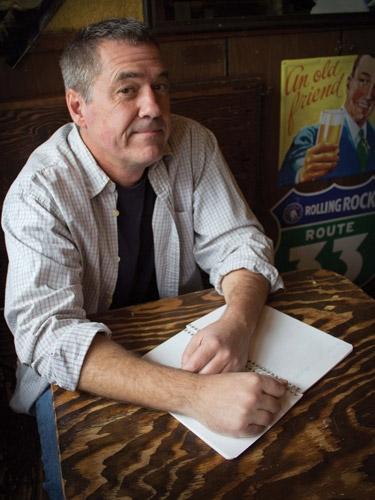 Author Keith Lee Morris