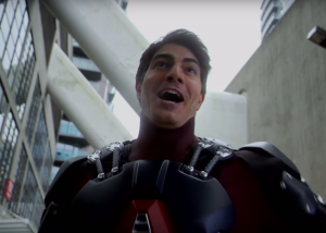 Legends Of Tomorrow trailer is Atom-sized