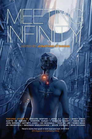 Jonathan Strahan on Meeting Infinity and the state of sci-fi