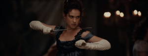 Pride And Prejudice And Zombies TV spot is ready for battle