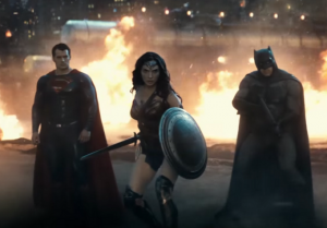 Justice League assemble in new film concept art