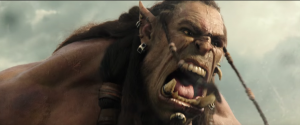 Warcraft new TV spot humans and orcs go to war