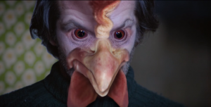 The Chickening short film is the best and weirdest thing today
