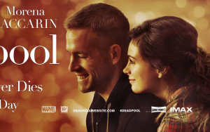 Deadpool new banner posters cosy up for Valentine's Day