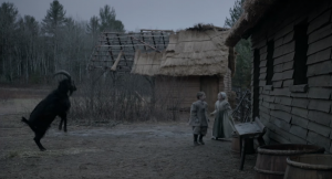 The Witch new trailer has the spookiest goat you've ever seen