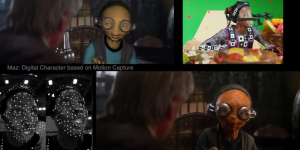 Star Wars: The Force Awakens VFX reel with new footage is incredible
