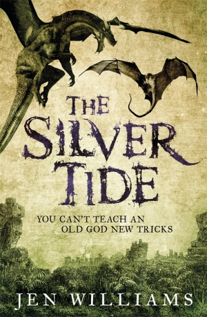 The Silver Tide by Jen Williams book review