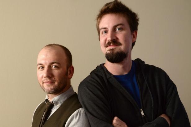 Simon Barrett and Adam Wingard