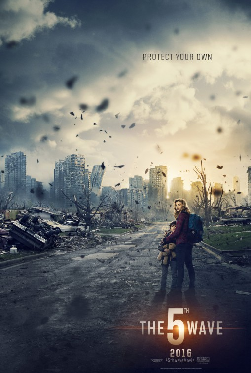 The 5th Wave film review: the next YA hit?