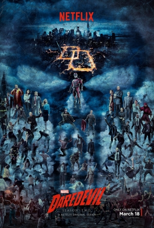 Daredevil Season 2 poster has gathered everyone together