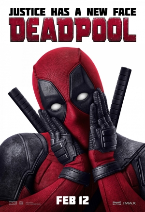 Deadpool new posters have a new face