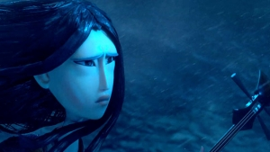 Kubo And The Two Strings trailer travels stormy seas